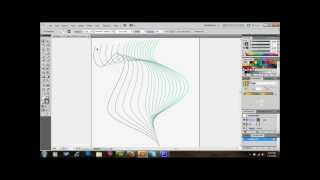(GRAPHIC LINES) Pattern Adobe Illustrator Tutorial | Glazefolio Design Blog