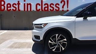 Swedish Swag---2018 Volvo XC40 R-Design Review