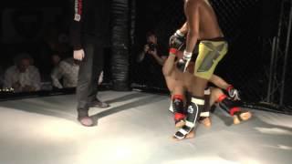 Toby Amartey Rothenborg, Rumble Sports Vs. Louis Glismann, Arte Suave