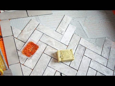 how-to-install-a-diagonal-herringbone-tile-floor