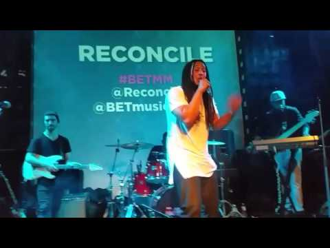 @reconcileus at SOB'S BET MUSIC MATTERS