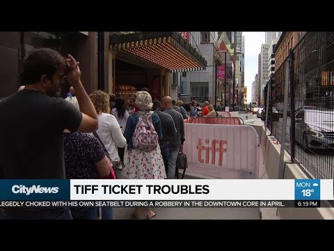 Ticket troubles leave