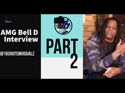 AMG Bell D On Convo With Edai About Tay600 Paperwork, Relationship With Lil Durk & Memo 600 Beef?