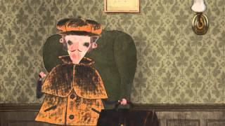 Шерлок Холмс и чёрные человечки 2012 WEBRip AVC 720p 2 я серия