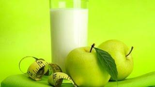Кефирная диета на 3 дня | Кефирно фруктовая диета| #edblack