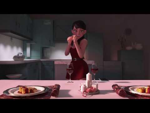 "CGI 3D Animated Short: ""Dear Valentine"" - by Raghul Rajagopalan | Rio Media"