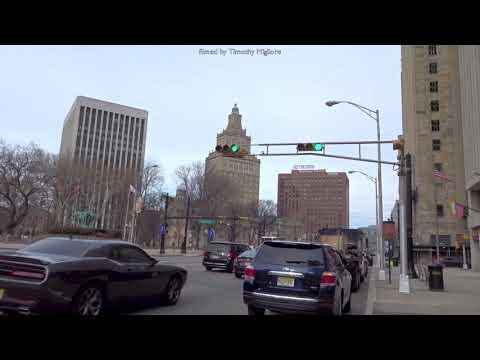 Street Scenes of Downtown Newark, NJ 2017