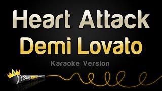 Demi Lovato - Heart Attack (Karaoke Version)