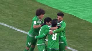 Video Gol Pertandingan Iraq U-23 vs Malaysia U-23