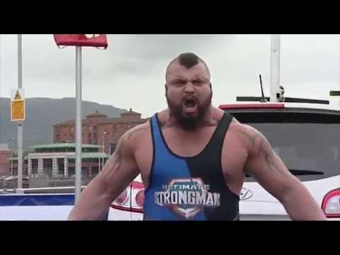 UK Strongest Man  2011 Show1 Part3 of 4 The Dead Lift Hold