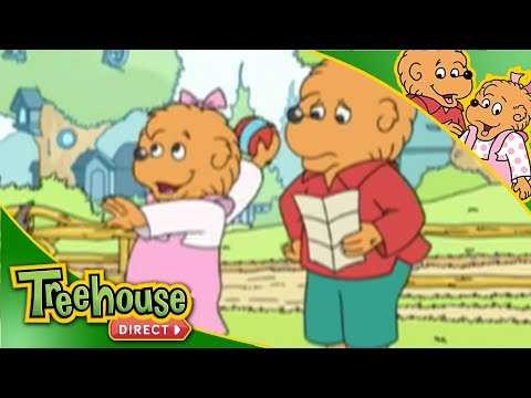 Free printable Berenstain Bears