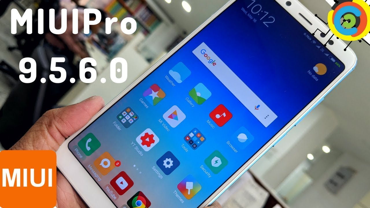 Redmi Note 5 Pro: MIUIPro ROM 9 5 6 0 Global