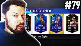 TOTKS ARE NOW IN DRAFT! - #FIFA19 ULTIMATE TEAM DRAFT TO GLORY #79