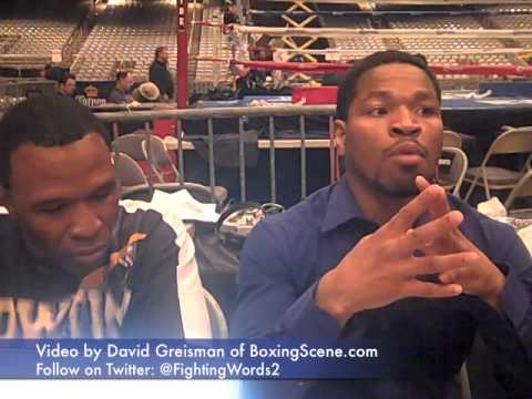 Shawn Porter vs. Paulie Malignaggi: Porter's full, extended post-fight interview with