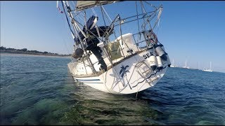 SAILING DISASTER - Sailing Sea Dogs SINKS off the Coast of Ibiza, SPAIN  - Ep. 28