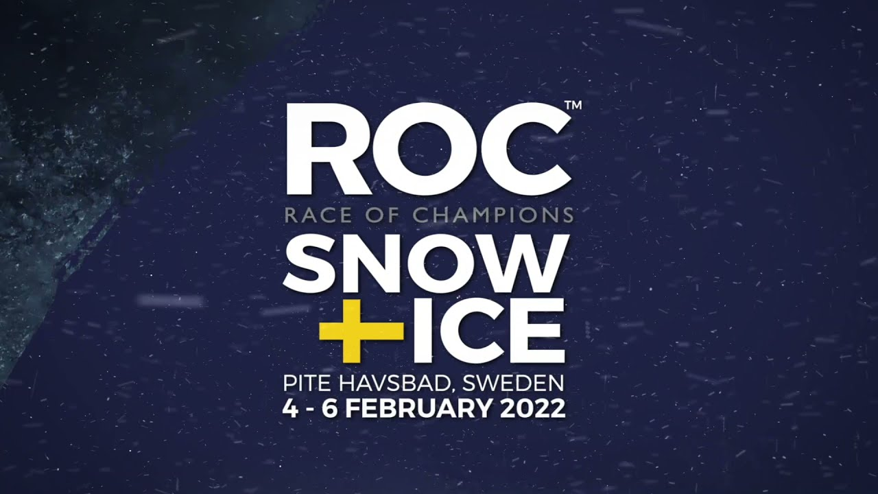 Save the date! ROC Snow & Ice on 5-6 February 2022