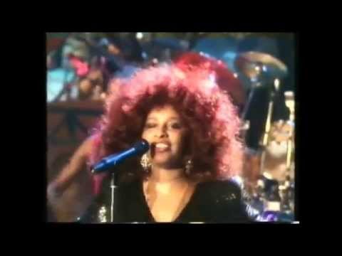 Chaka Khan Band Baden Baden Germany 14-4-1985