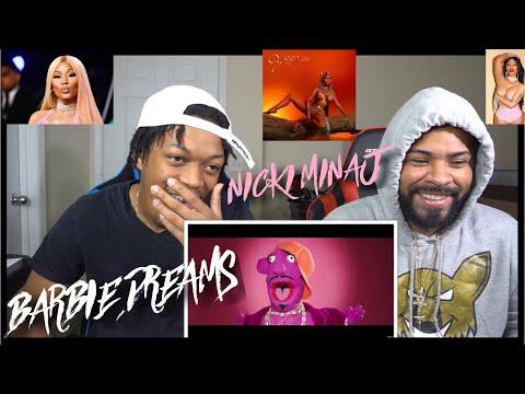 Nicki Minaj - Barbie Dreams (Official Video) | FVO Reaction