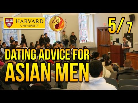 Dating Advice for Asian Men at Harvard University, Part 1 from YouTube · Duration:  8 minutes 33 seconds
