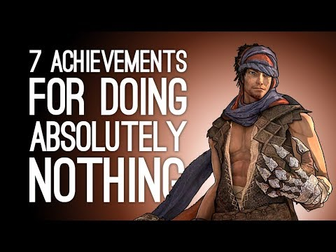 7 Achievements You Got For Doing Literally Nothing