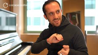 Some events are big enough to cast shadows of anticipation. with this recital, igor levit, a figure known be provocative both musically and politically, l...