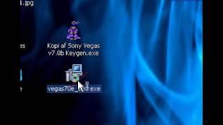 ***Sony Vegas 7.0, Keygen and Exe for 7.0!***