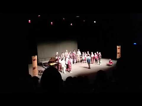KRUHAY - RTU Himig Rizalia at 16th malaysian Choral Eisteddfod 2018