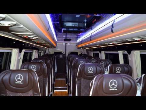 Kaplan,Bayrak GbR Mercedes Sprinter und VW Crafter VIP Bus Kataloge !!!