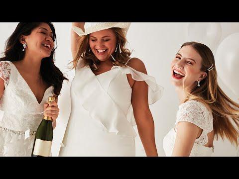 David's Bridal Announces the Launch of The Little White Dress Boutique