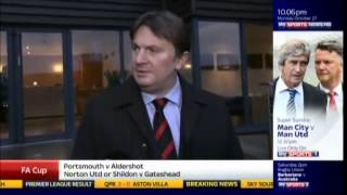 Mike Ashley in control of Rangers...Easdale Interview at Ibrox