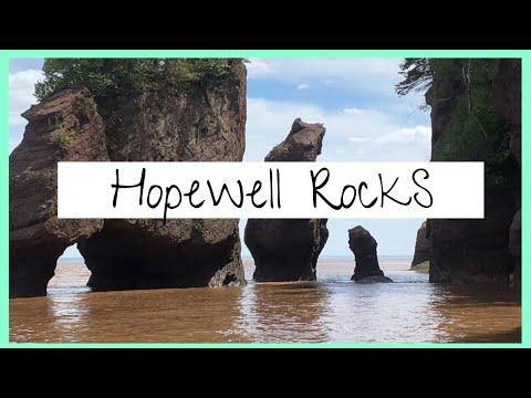 Hopewell Rocks, New Brunswick Canada