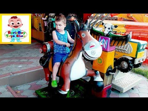 COLORITO Гонки SEGA Стрелялки ЗОМБИ Игра HAPPY TOYS Карусели Racing SEGA Shooting ZOMBY Carousel