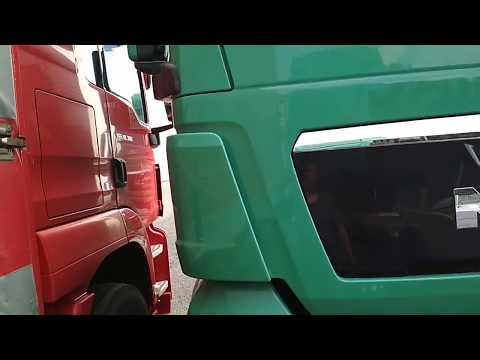 Покупка грузовика в Германии / Осмотр MAN TGX 18.440 4x2 BLS EEV на Украину