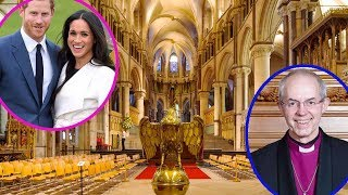 Archbishop of Canterbury already agreed to conduct the service 'to marry Meghan and Harry'
