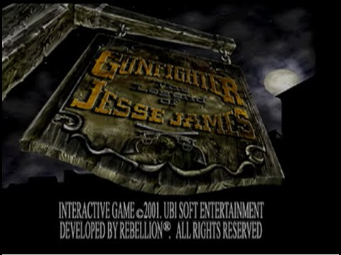 PSX Longplay [246] Gunfighter The Legend of Jesse James