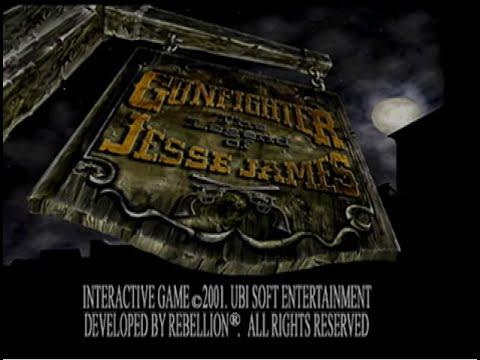 PSX Longplay [246] Gunfighter The Legend Of Jesse James