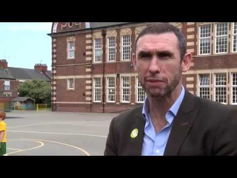 Martin Keown Interview for Beko FA Cup Arsenal vs Hull City
