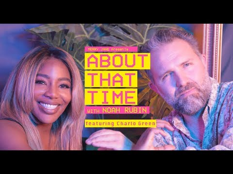 Cannabis Journalist and Activist Charlo Greene Talks the Power of Legal Weed | ABOUT THAT TIME