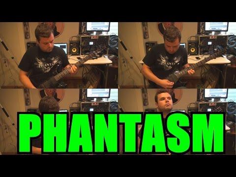 Phantasm theme - One Man Cover