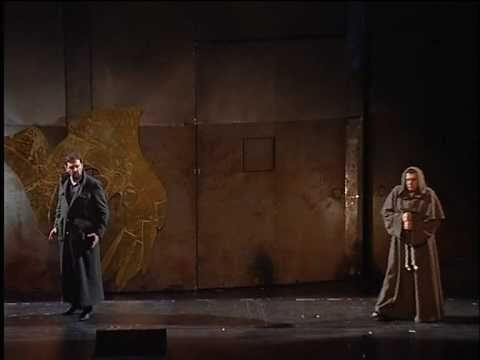 Verdi: La forza del destino - Alvaro-Carlo duet (János Bándi, Michele Kálmándi)