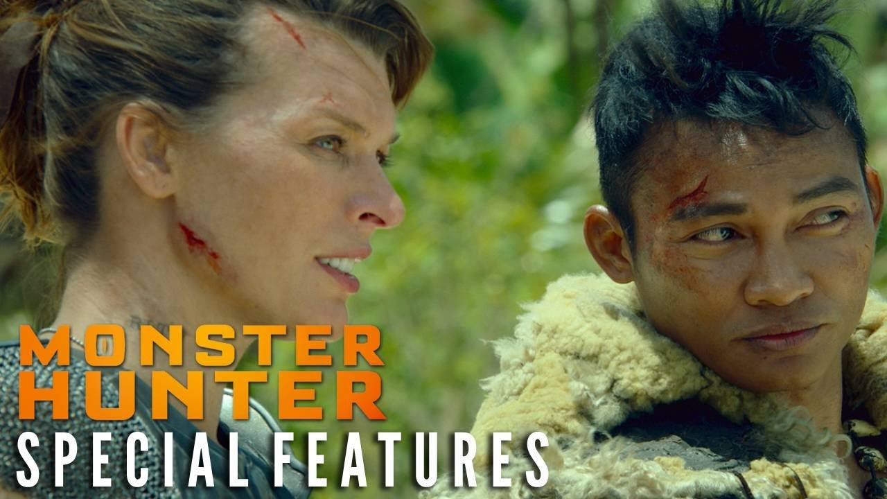 MONSTER HUNTER Special Features Clip – Development | Now on Digital!