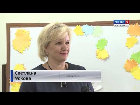 Костромские школы отказываются от бумажных журналов и дневников