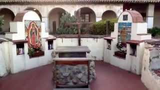 Mission San Miguel Arcangel - San Luis Obispo California