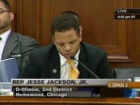Rep. Jesse Jackson, Jr. on Community Health Centers