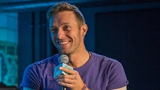 Coldplay's Chris Martin On Fasting