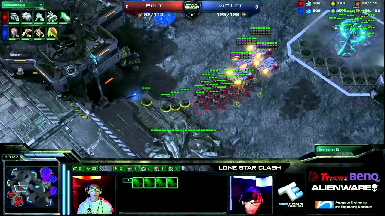 Download Violet vs Polt Baneling bomb Lone Star Clash RO4