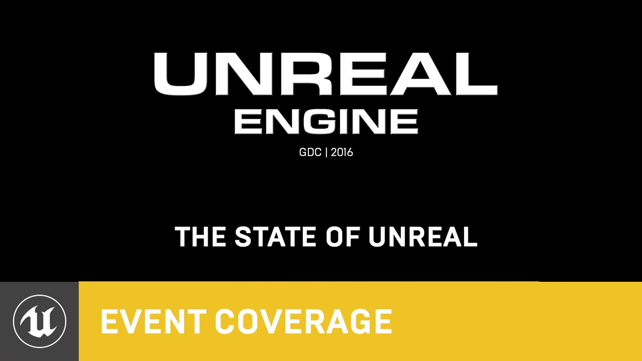 Epic Games releases Unreal Engine 4 11 | CG Channel