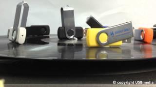 Klasický flash disky USB100
