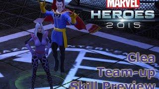 Marvel Heroes: Team-Ups: Clea