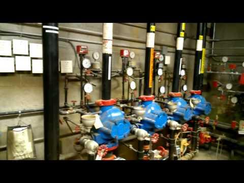 Nitrogen Generator System on a Preaction Fire Sprinkler System
